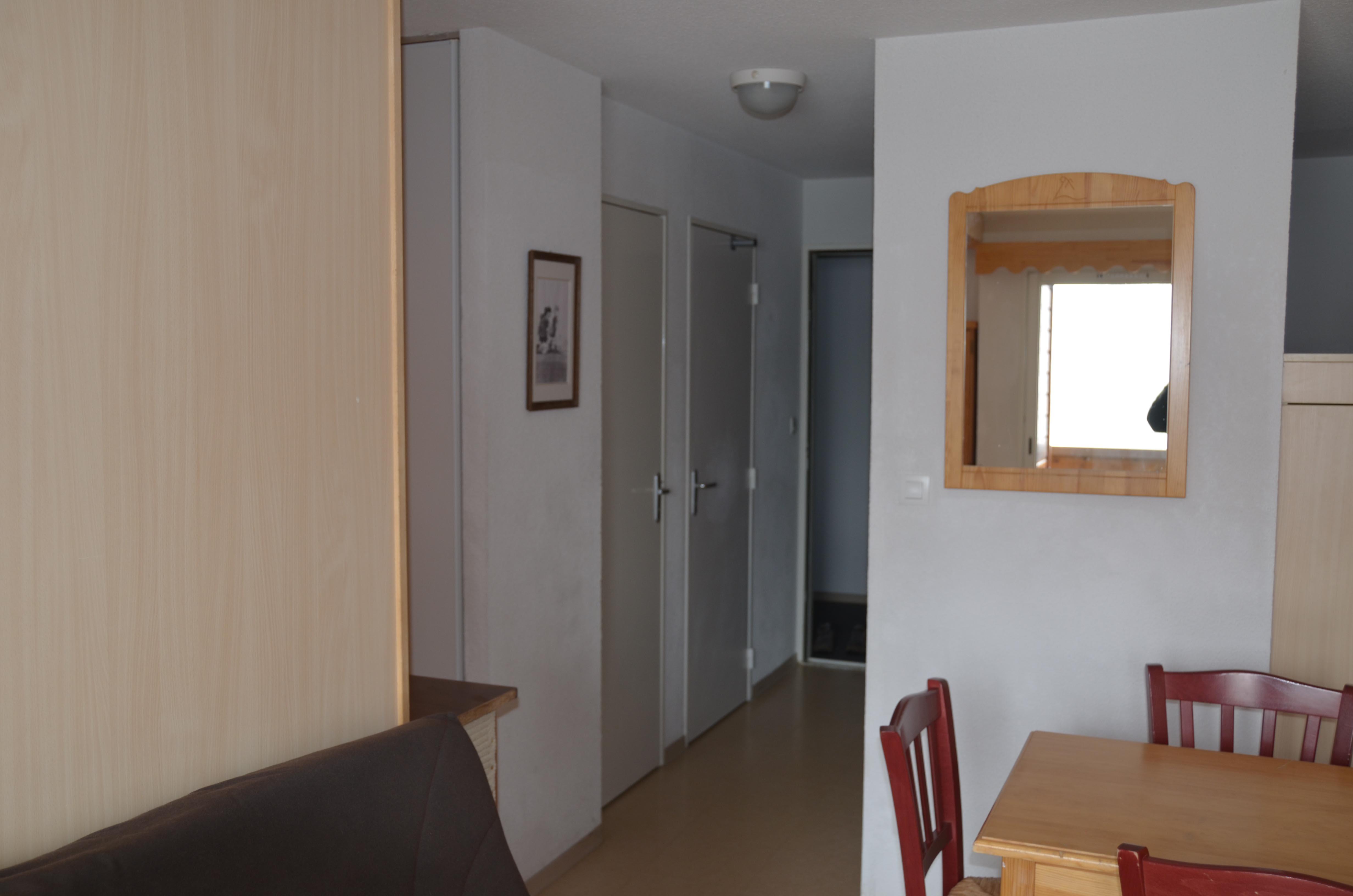 Entrée / Couloir - Les Oursons Foux d\'Allos